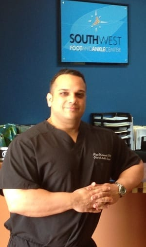 contact our Podiatrist