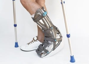 orthotic foot and ankle brace